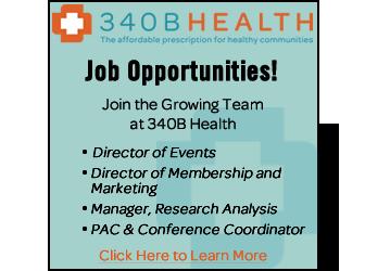 Job Opportunities - 340B Health