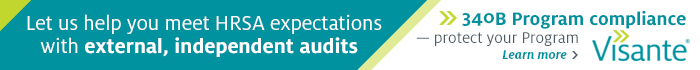 Visante - Let us help you meet HRSA expectations with external, independent audits