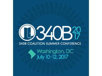 21st Annual 340B Coalition Summer Conference - July 10-12, 2017 - Washington, DC