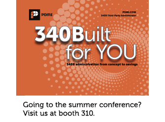 PDMI - Going to the summer conference? Visit us at booth 301.