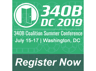 340B Coalition Summer Conference - July 15-17, 2019 - Washington, DC