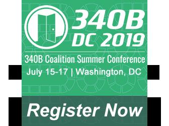 340B Coalition Summer Conference - July 15-17, 2019 - Washington, DC
