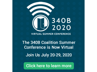 2020 340B Coalition Virtual Summer Conference - July 20-29, 2020