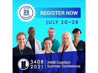 340B Coalition Summer Conference - July 20-28, 2021